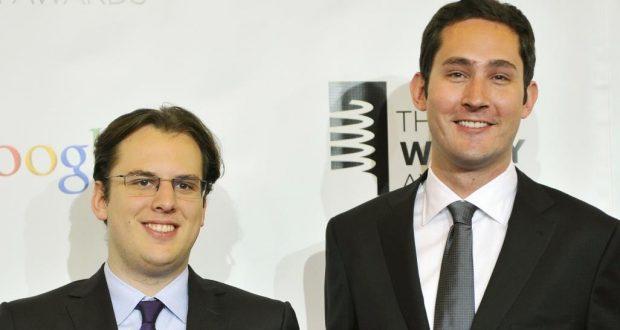 مؤسسا إنستغرام كيفين سيستروم ومايك كريغير يطلقان أول منتج معا منذ مغادرتهما موقع فيسبوك في عام 2018 (رويترز)
